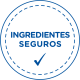 INGREDIENTES SEGUROS